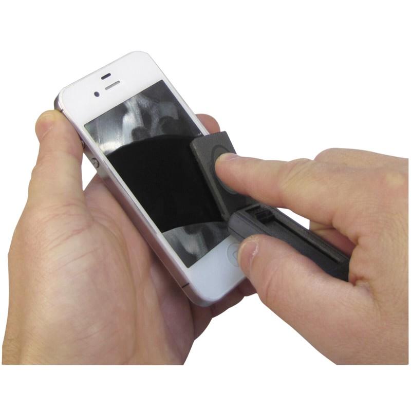 Как сделать самой сенсор в телефоне