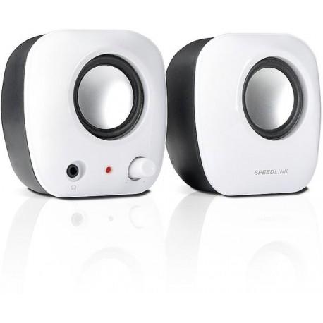 Speedlink kõlarid Snappy SL-8003 valge