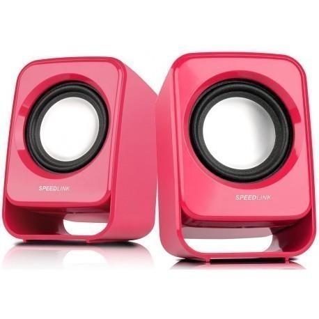 Speedlink kõlarid Snappy SL-8002-BY roosa