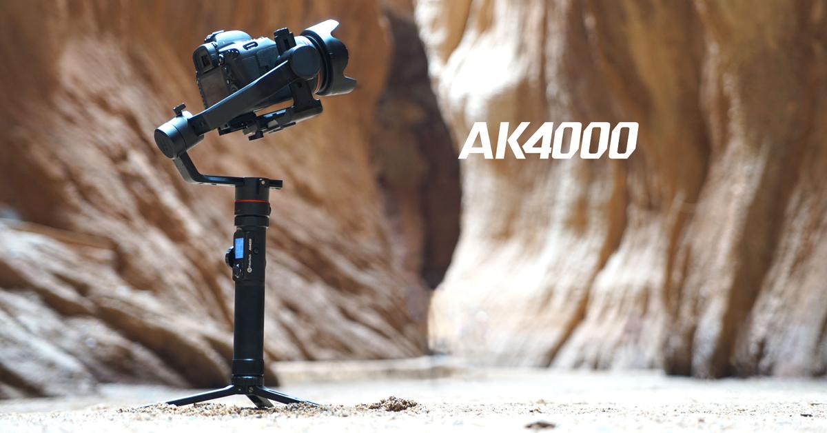 FeiyuTech AK4000 ostul kingituseks  Summon+ kaamera ja Follow Focus