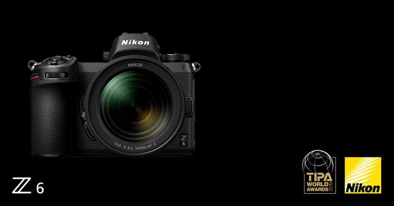 Nikon Z 6 hübriidkaamera ja Nikkor Z objektiivid on vaimustavate soodushindadega