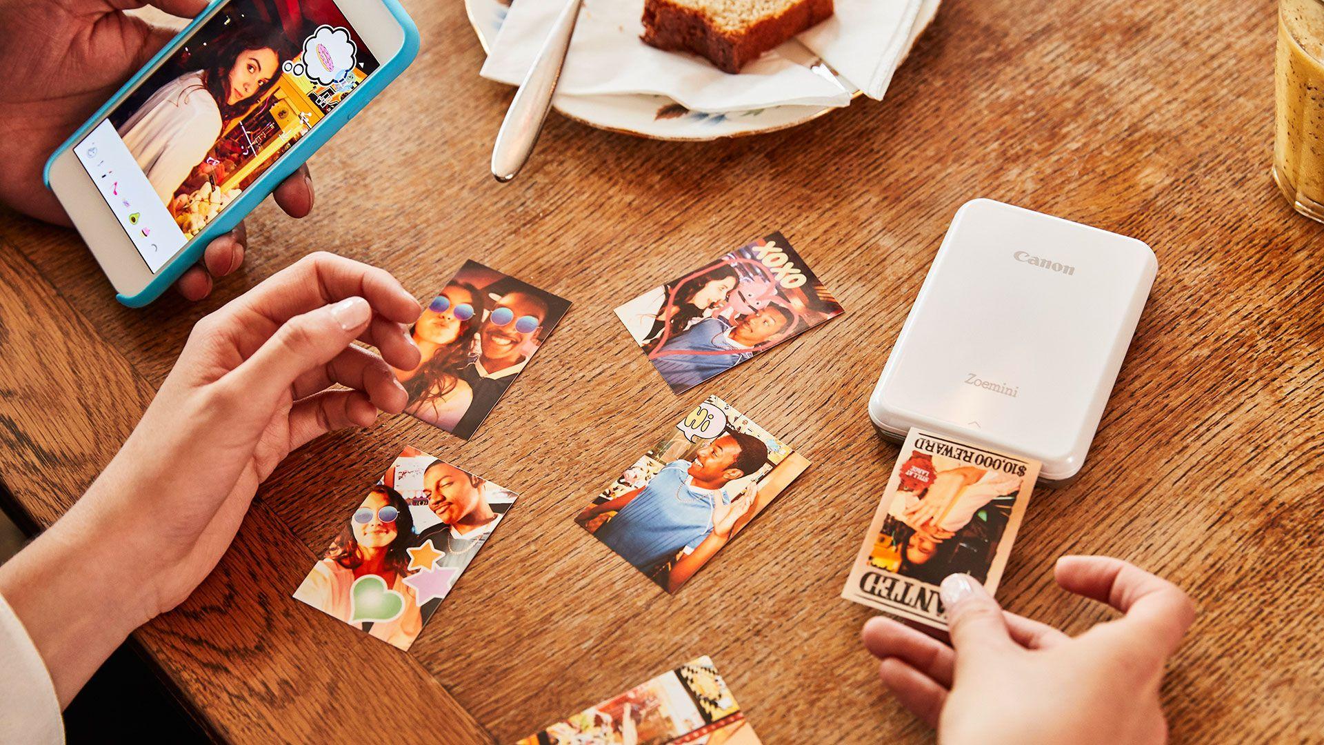 Canon Zoemini taskuprinter on hetkel müügil soodushinnaga + kingitus