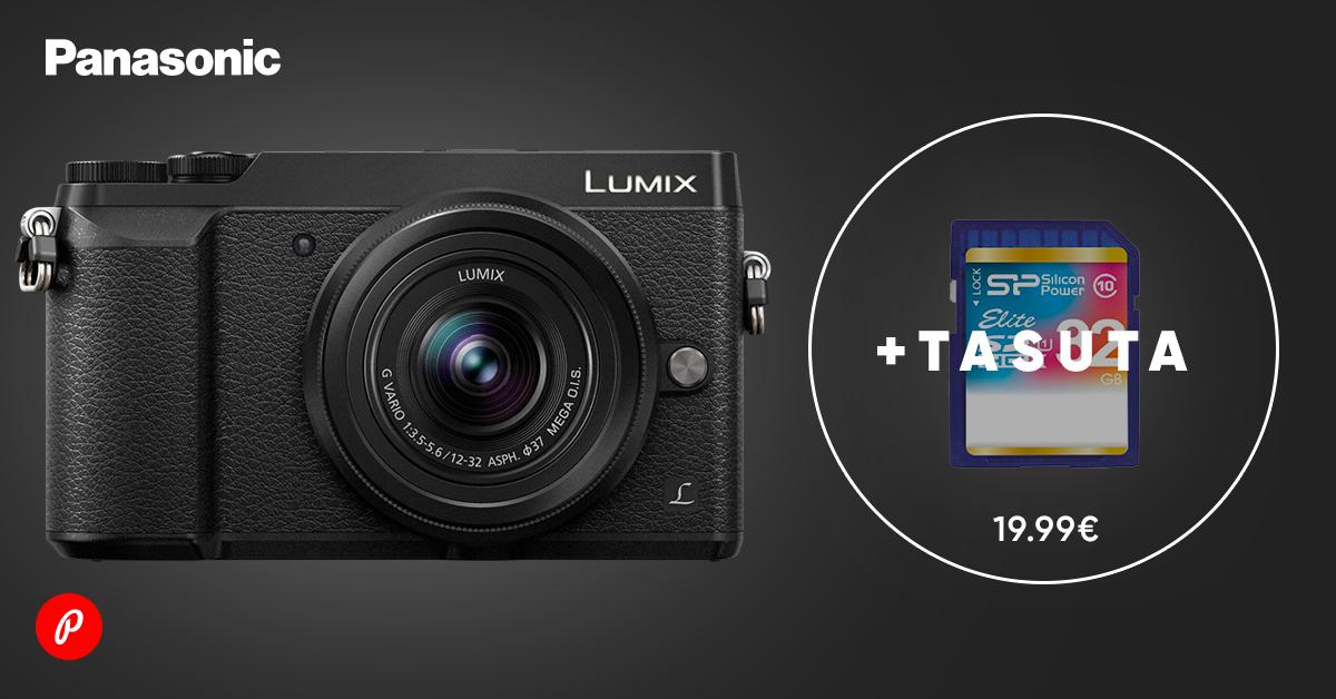 Panasonic Lumix GX80 on müügil soodushinnaga + kingituseks mälukaart