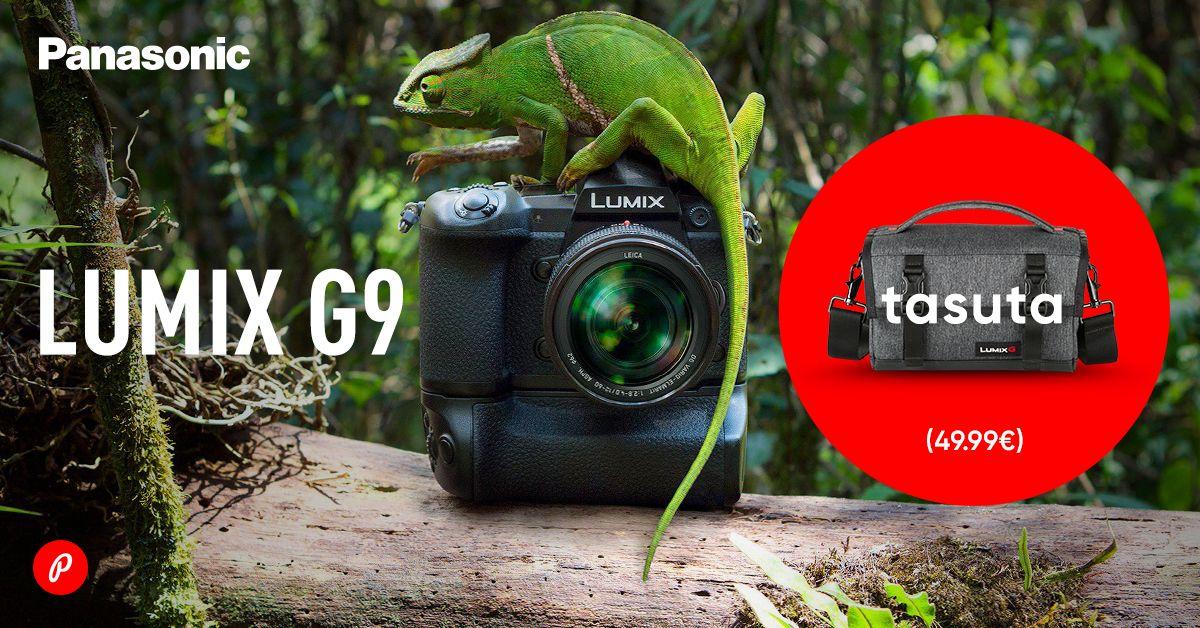 Panasonic Lumix G9 on müügil suvehinnaga + kingitus!