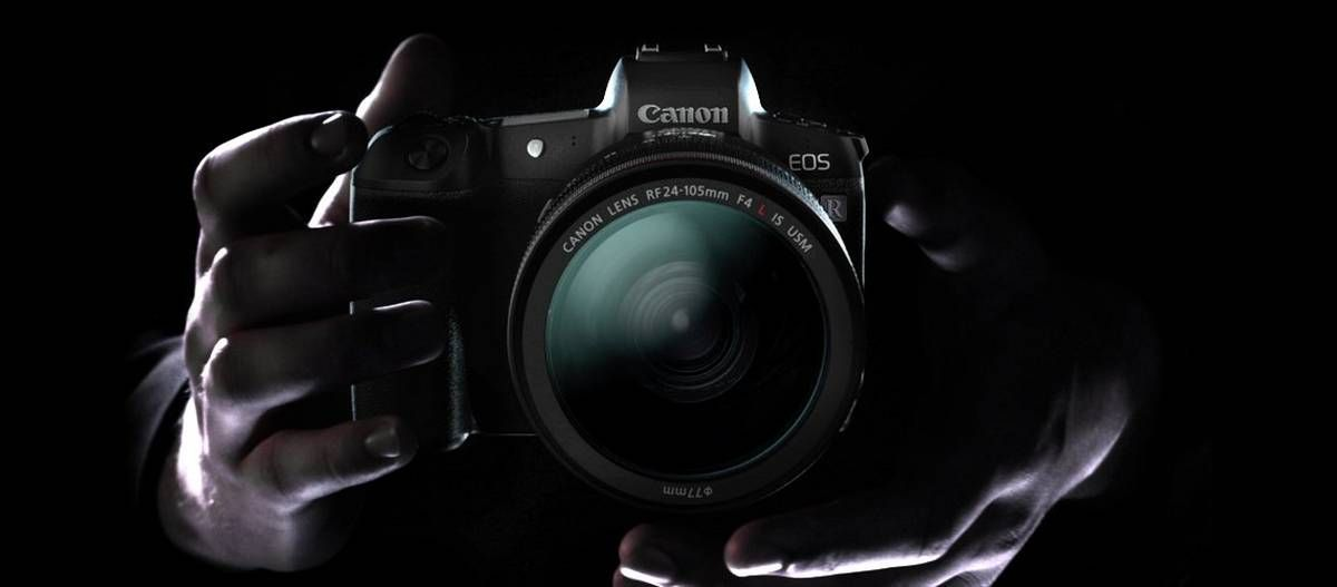 Canon EOS R on soodushinnaga ja ostul saad 160€ tagasi