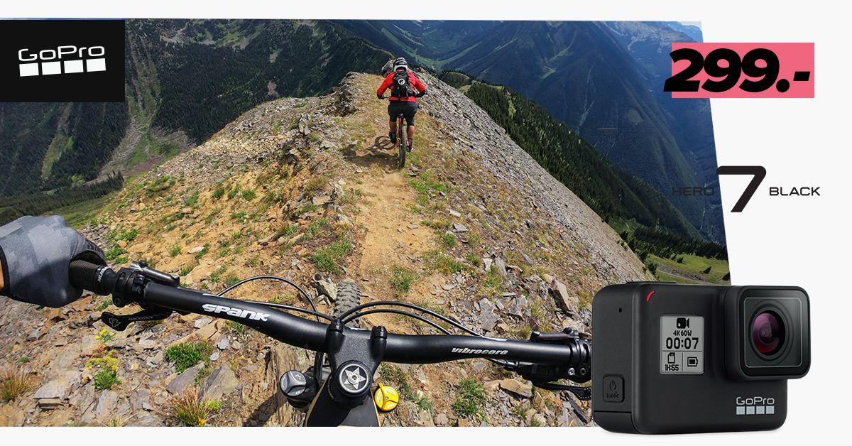 SUVEHIND: GoPro HERO7 Black on müügil suurepärase hinnaga