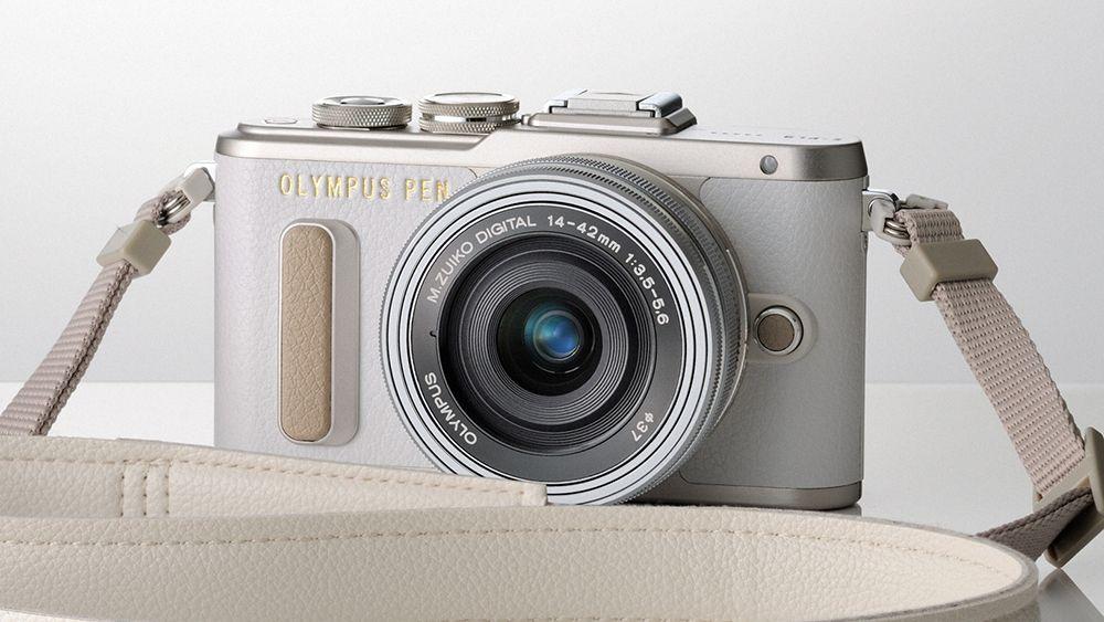 Olympus PEN Lite E-PL8 + 14-42 II R Kit on saadaval megahinnaga
