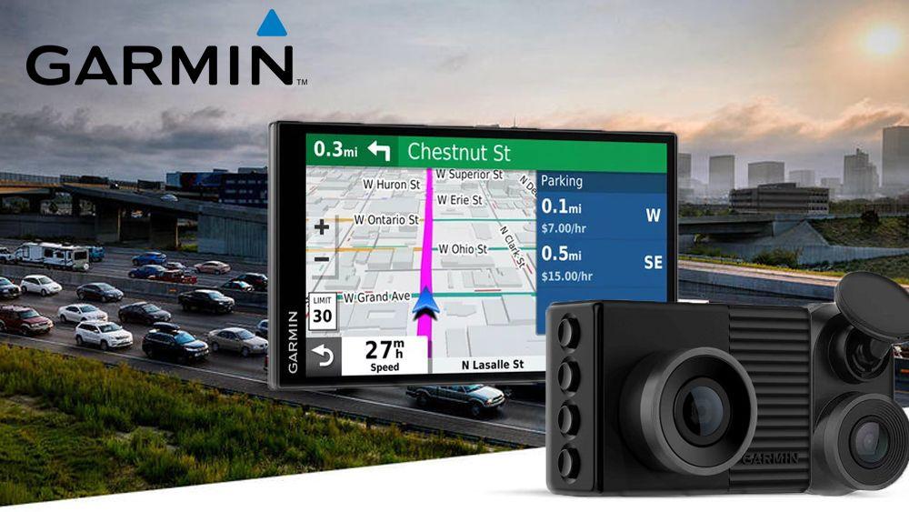 Käimas on Garmin autokaamerate ja GPS-seadmete sooduskampaania