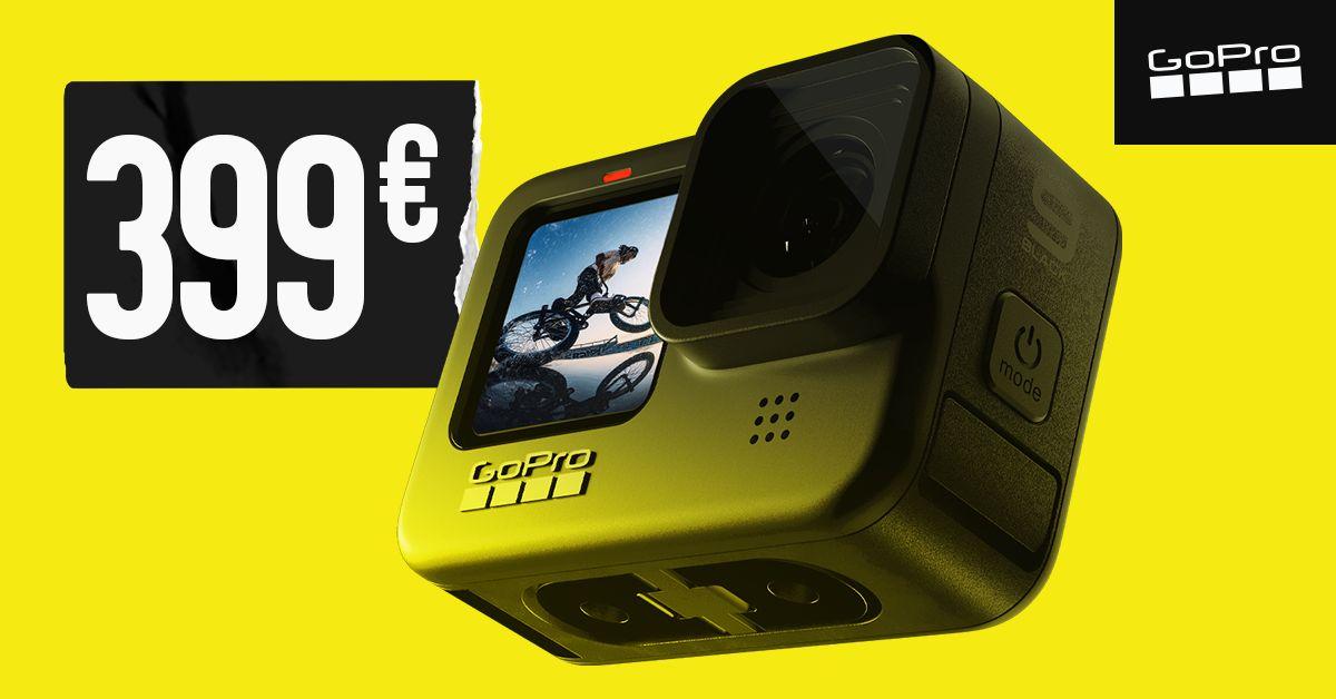 GoPro HERO9 Black on müügil enneolematu soodushinnaga