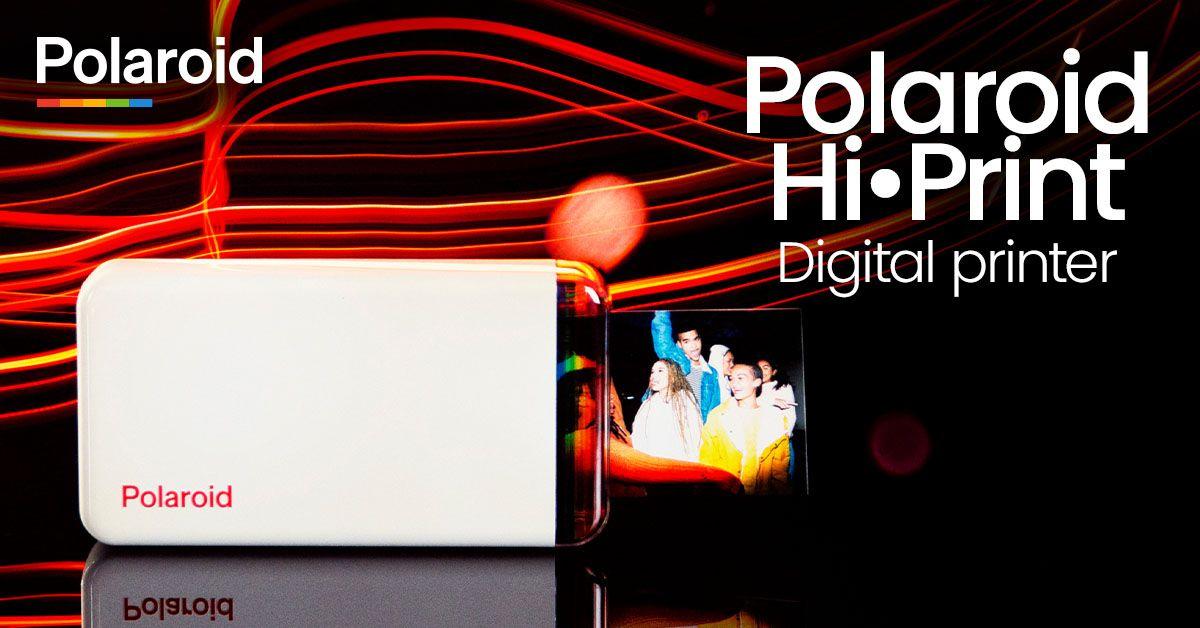 Polaroid Hi-Print fotoprinter on müügil soodushinnaga