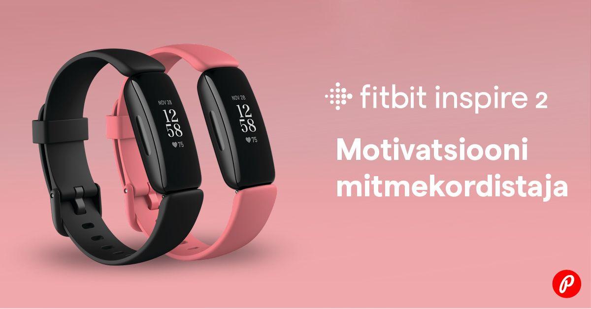 Fitbit Inspire 2 aktiivsusmonitor on müügil võrratu soodushinnaga
