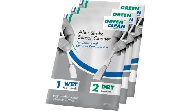 Green Clean sensori puhastuskomplekt After Shake Wet & Dry (SC-5070-3)
