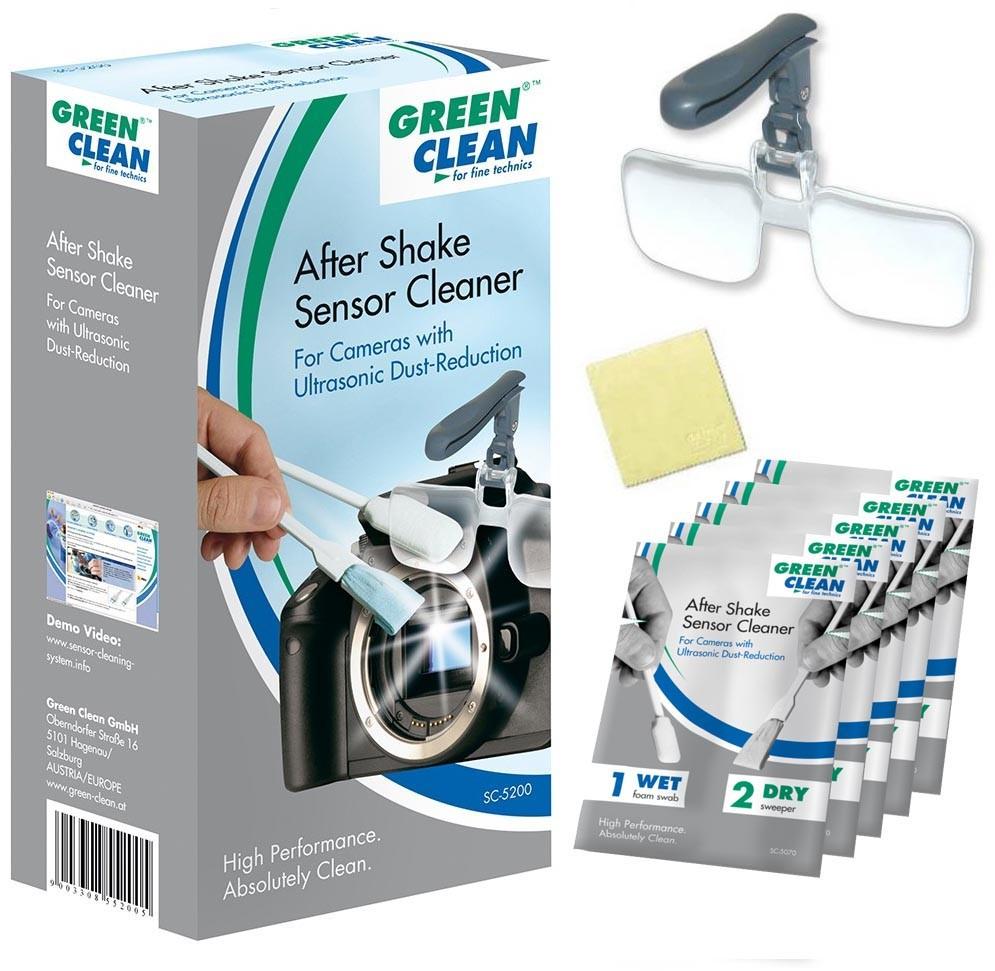 Green Clean sensori puhastuskomplekt After Shake ..