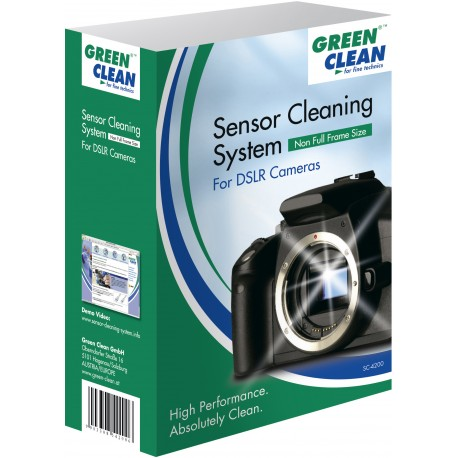 Green Clean sensor cleaning kit SC-4200