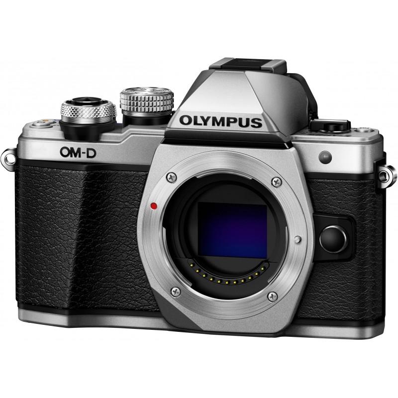 Olympus OM-D E-M10 Mark II  body, silver
