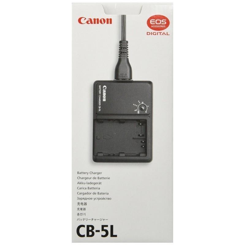 Canon akulaadija CB-5L