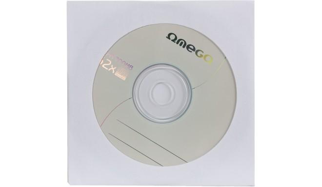 Omega CD-R 700MB 52x ümbrikus