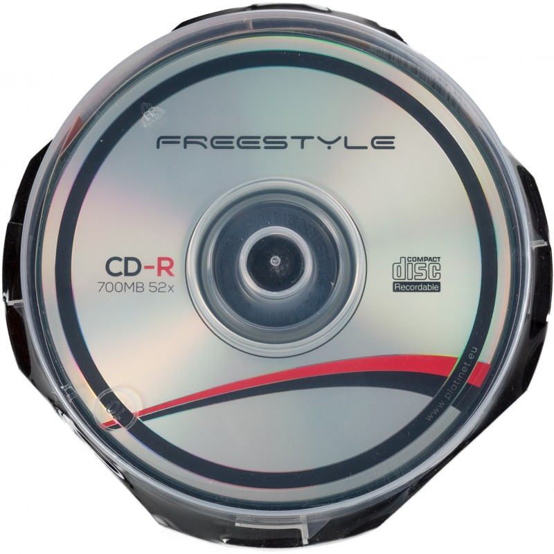 Omega Freestyle CD-R 700MB 52x 10gb spindle