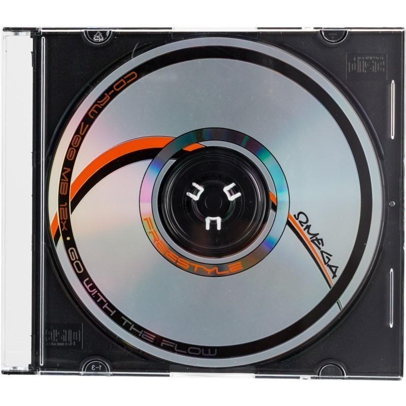 Omega Freestyle CD-RW 700MB 12x karbis