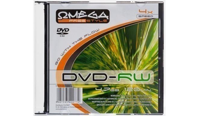 Omega Freestyle DVD-RW 4,7GB 4x slim
