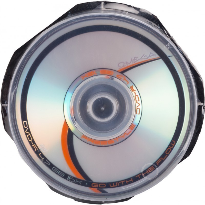 Omega Freestyle DVD-R 4,7GB 16x 10+2gb spindle