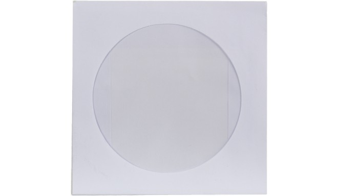 Omega CD ümbrik, aknaga