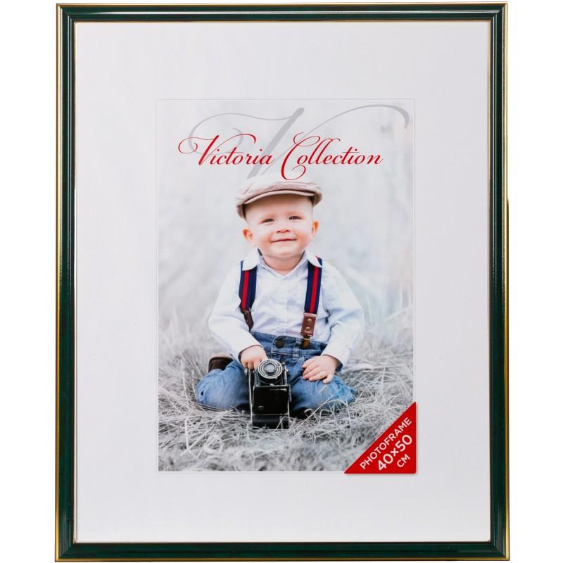 Photo frame Lord 40x50, green - Photo frames - Nordic Digital