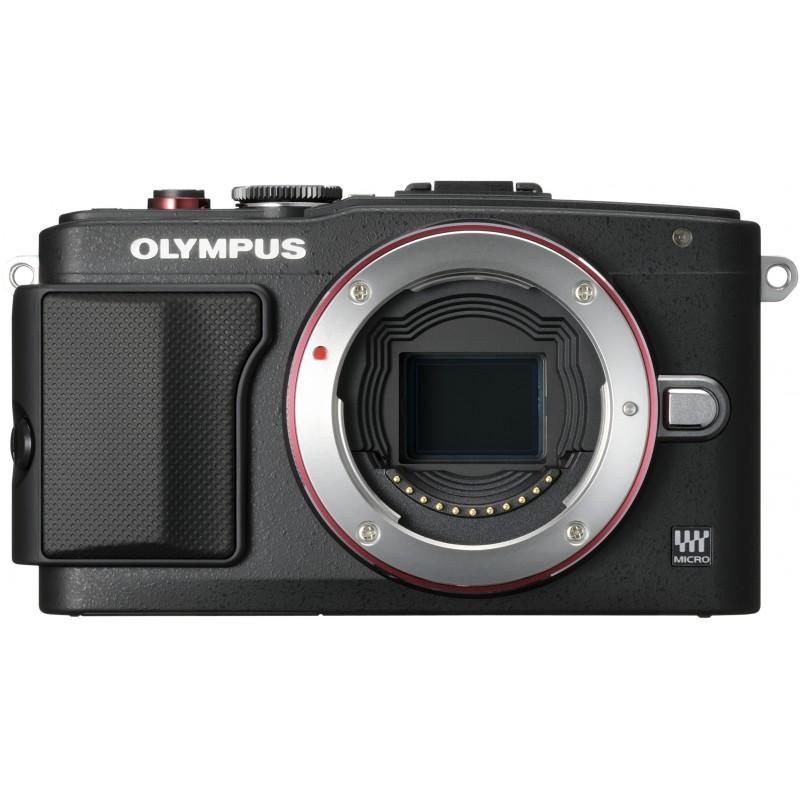 Olympus PEN Lite E-PL6 + 14-42mm II R Kit, must