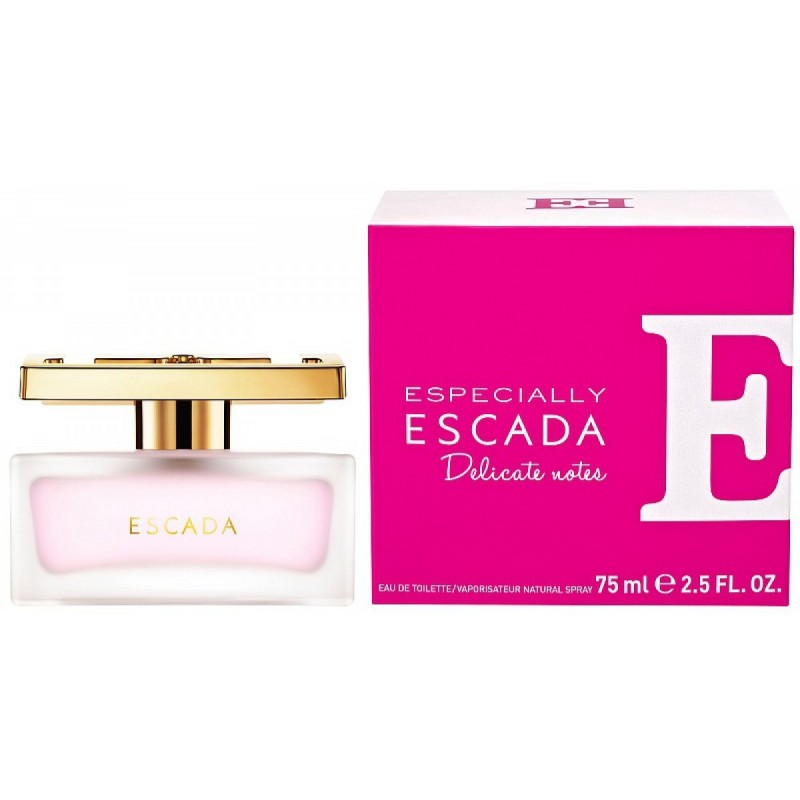 Escada Especially Delicate Notes Pour Femme Eau de Toilette 75ml