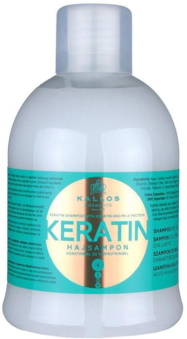 Kallos šampoon Keratin 1000ml