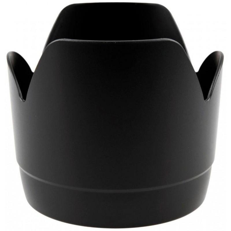 DigiCAP objektīva pārsegs Canon ET-83II, melns