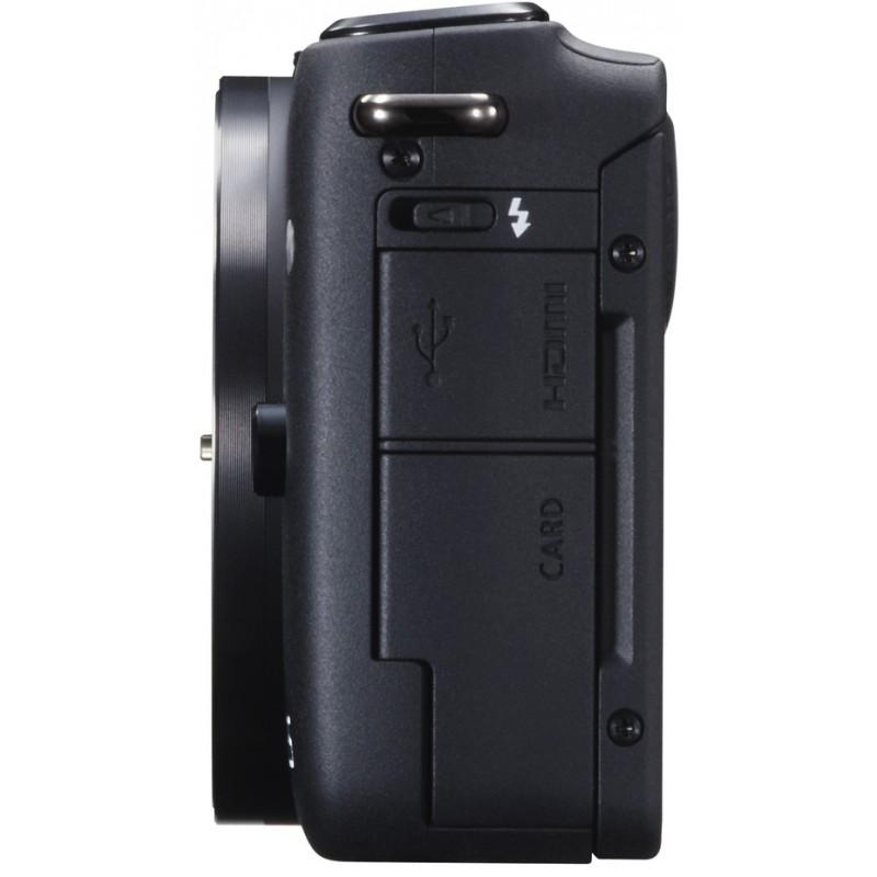 Canon EOS M10 + 15-45мм IS STM Kit, черный