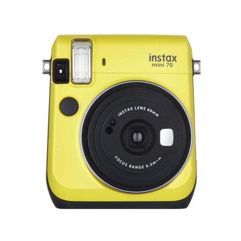Fujifilm Instax Mini 70, kollane
