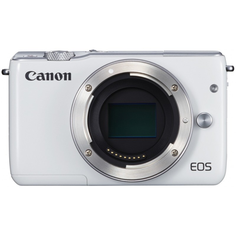 Canon EOS M10 корпус, белый