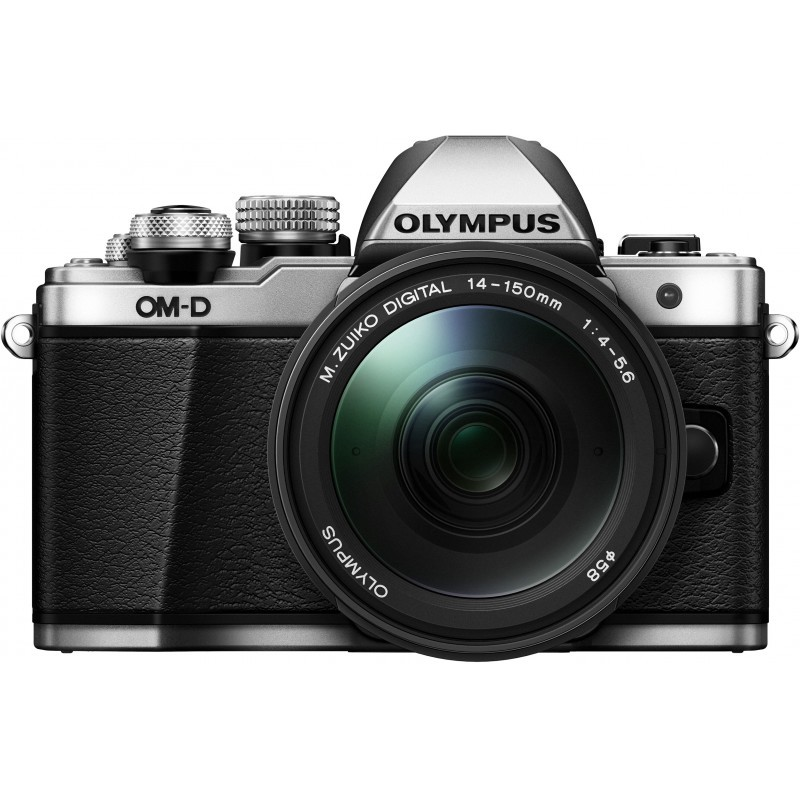 how to set up olympus om-d e-m10 mark ii