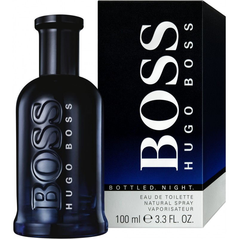 Hugo Boss Bottled Night Pour Homme Eau de Toilette 100ml