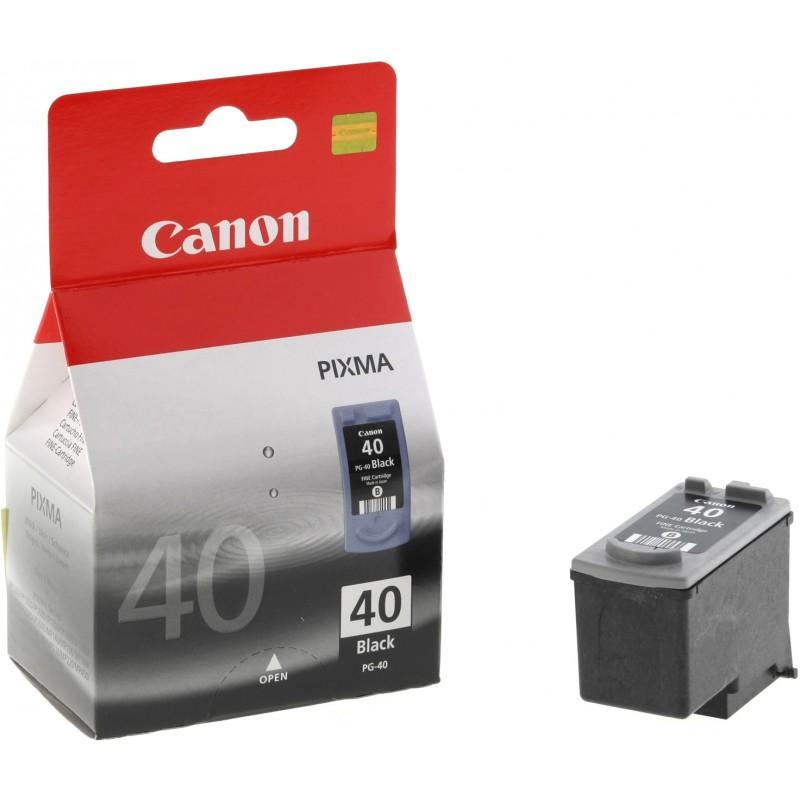 canon ink pg 40 black inkjet ink photopoint. Black Bedroom Furniture Sets. Home Design Ideas