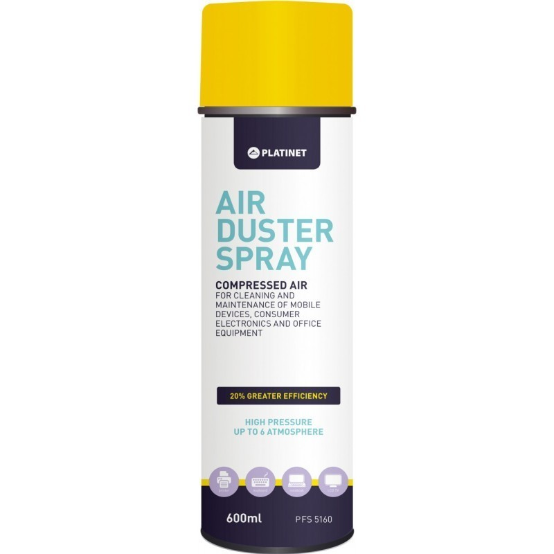 Platinet compressed air PFS5160 600ml
