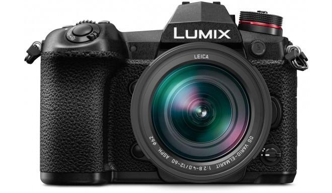 Panasonic Lumix DC-G9 + 12-60 мм f/2.8-4.0 Kit