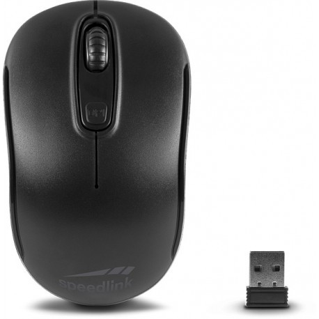 Speedlink mouse Ceptica Wireless, black (SL-630013-BKBK)