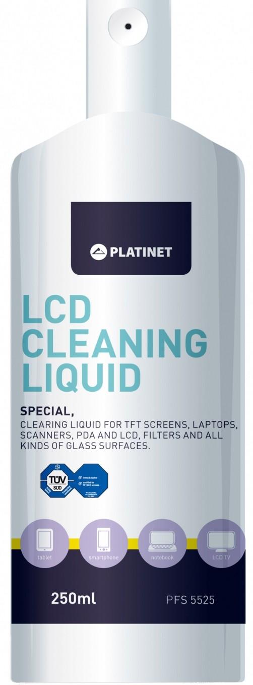 Platinet LCD puhastusvedelik PFS5525