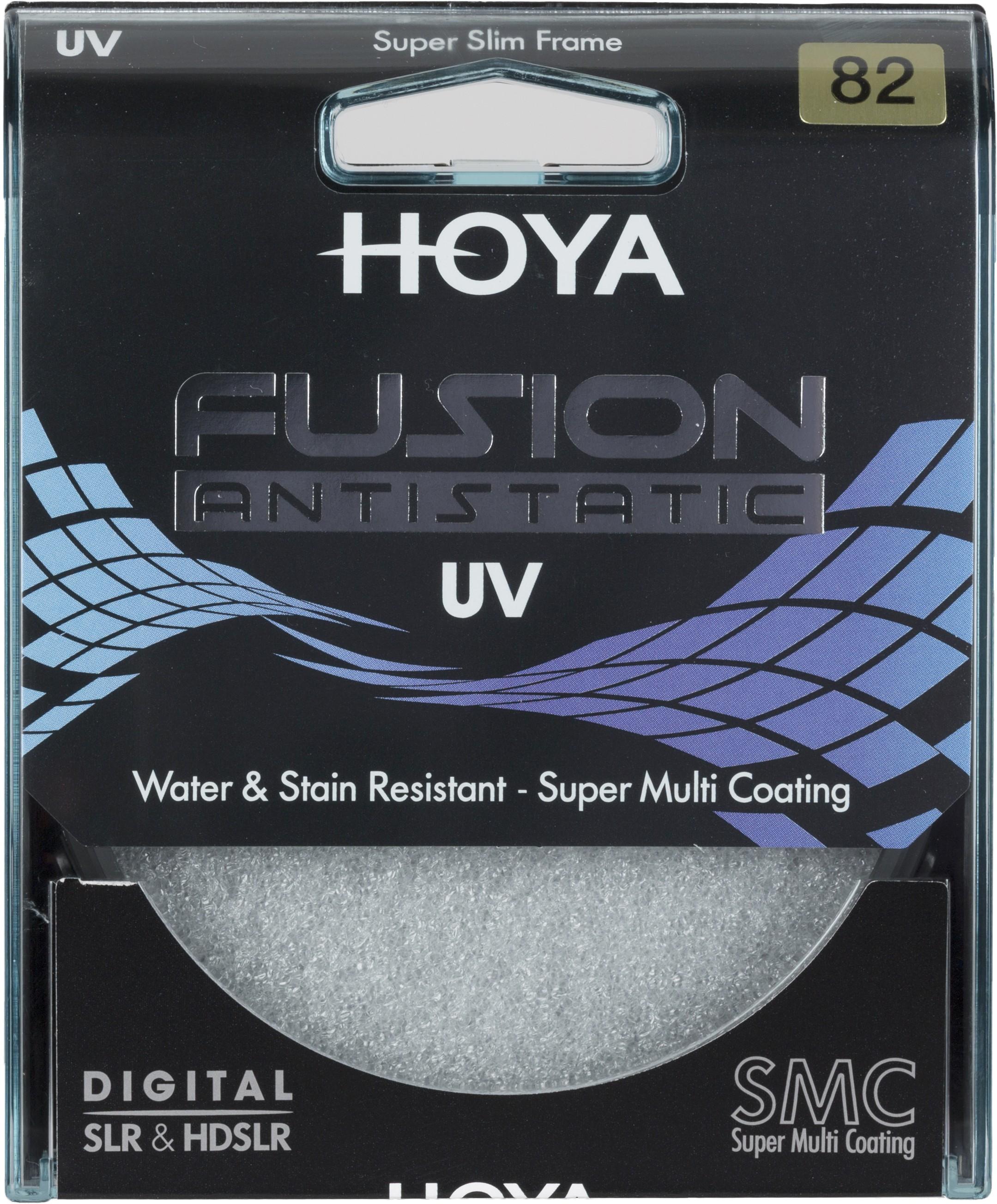 Hoya filter UV Fusion Antistatic 82mm