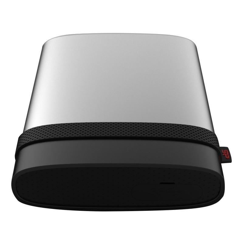 Silicon Power Armor A85M 1TB, hõbedane