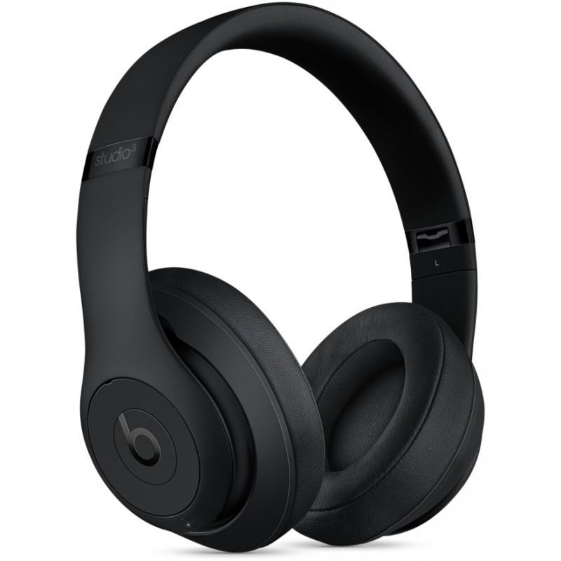 Beats kõrvaklapid + mikrofon Studio3, matt black
