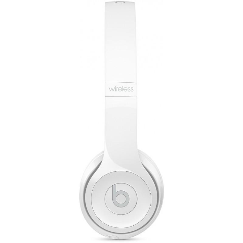 Beats kõrvaklapid + mikrofon Solo3, gloss white