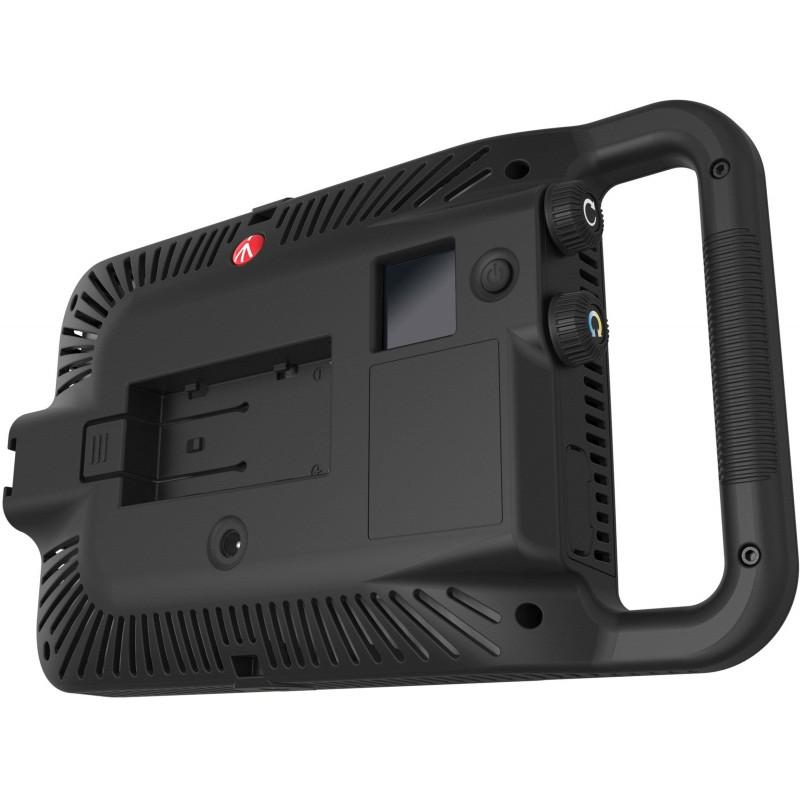 Manfrotto videovalgusti Lykos BiColor LED (MLL1300-BI)