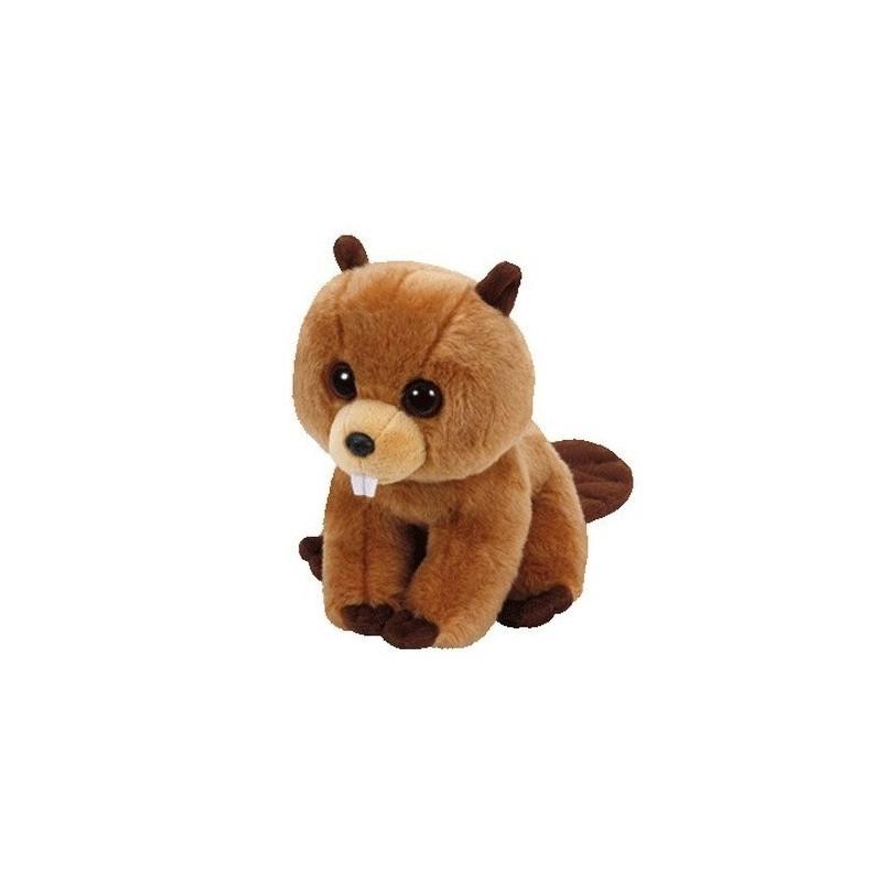 d5d7c1ff3e2 TY Beanie Babies Richie - beaver 15 cm - Plushies - Photopoint