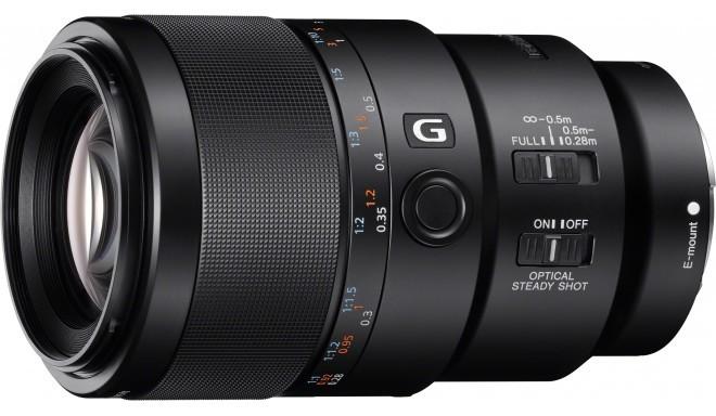 Sony FE 90mm f/2.8 Macro G OSS objektiiv
