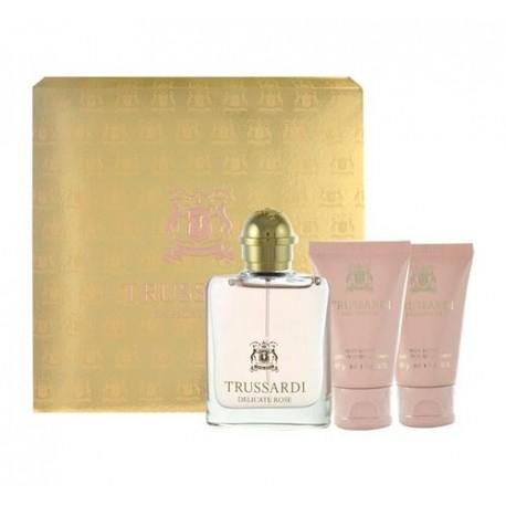 a27da575b40 Trussardi Delicate Rose EDT (30ml) (Edt 30ml + 30ml Body lotion + 30ml Body  lotion) - Perfumes & fragrances - Photopoint