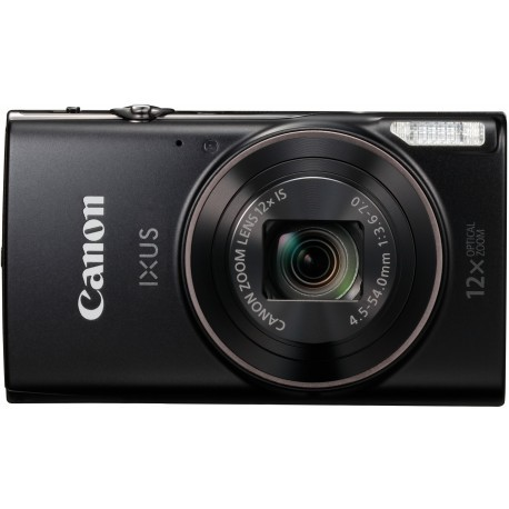 Canon Digital Ixus 285 HS, must